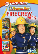 Fireman Sam: Fire Crew Pack - PontyPandy Gone Wild, Hero at Sea and Brave to the Core