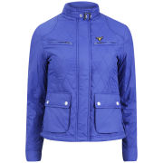 Le Breve Women's Wayan Jacket - Electric Blue