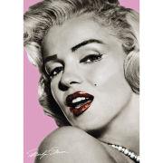 Marilyn Monroe Pink - Giant Poster - 100 x 140cm