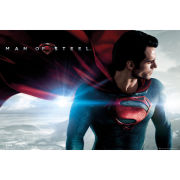 Superman Man of Steel Cape - Maxi Poster - 61 x 91.5cm
