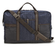 French Connection Casual Denim Holdall - Denim/Black