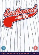 Eastbound and Down - Seizoen 1-4