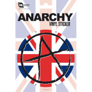 Anarchy - Vinyl Sticker - 10 x 15cm