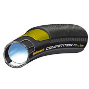 Continental Competition 25 Tubular Road Tyre - Black