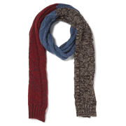 Paul Smith Accessories Men's Twisted Cable Scarf - Multi