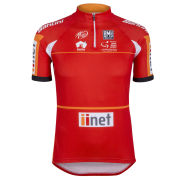 Santini Tour Down Under Sprint Short Sleeve Jersey - Red