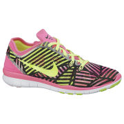 Nike Women's Free 5.0 Trainers Fit 5 - Pink