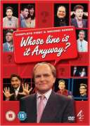 Whose Line Is It Anyway? - Series 1 And 2