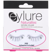 Eylure Naturalite 020 Lashes Twin Pack