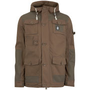 Crosshatch Men's Casso Jacket - Tan