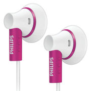 Philips SHE3000PK/10 Earphones - Pink
