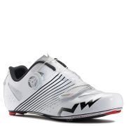 Northwave Torpedo Plus Cycling Shoes - White