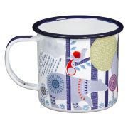 Folklore Enamel Mug - Day