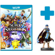 Super Smash Bros. for Wii U + Marth No.12 amiibo