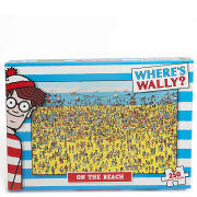 Where's Wally - On the Beach Jigsaw Puzzle (250 Pieces)