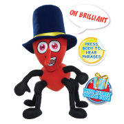 Bin Weevils 12 Inch Talking Clott Plush