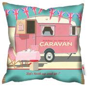 Martin Wiscombe Caravan Cushion