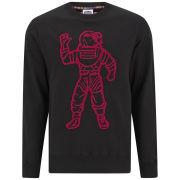 Billionaire Boys Club Men's Astronaut Crew Sweatshirt - Black
