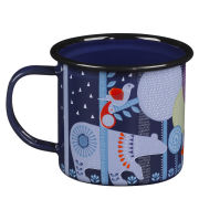 Folklore Enamel Mug - Night