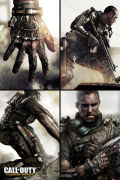 Call of Duty Advanced Warfare Grid - Maxi Poster - 61 x 91.5cm