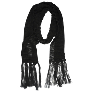 Oversize Knitted Scarf
