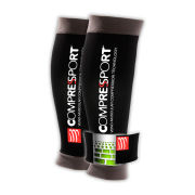 Compressport US (Ultra Silicone) Calf Compression Guards
