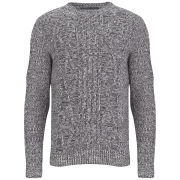 Marc by Marc Jacobs Men's Calabasas Cable Sweater - Orcha Black