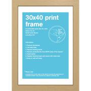 Oak Frame - 30 x 40 cm