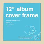 """Beech Frame Album - 12"""""""" x 12"""""""