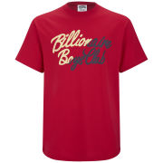 Billionaire Boys Club Men's Slash T-Shirt - Lollipop Red
