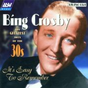 Bing Crosby: His Greatest Hits Of The 30s - 25 Original Mono Recordings 1931-1939