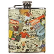 Charles Buchan Montage Hip Flask