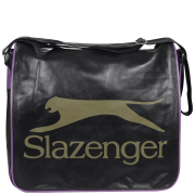 Slazenger Men's Logo Messenger Bag