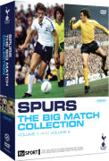 Tottenham Hotspur: The Big Match Collection