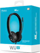 Official Wii U™ Turtle Beach Ear Force NLa Headset (Black)