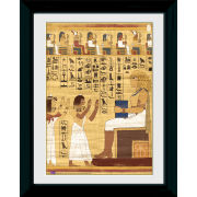 Doctor Who Egypt - 30 x 40cm Collector Prints