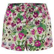 Vero Moda Women's Easy Floral Shorts - Capri