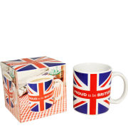 Proud to be British Mug