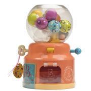 B. Sugar Chute Gumball Machine with 12 Multicoloured Balls