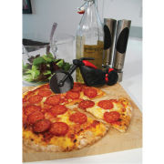 Pizza Chopper Motorbike Pizza Cutter