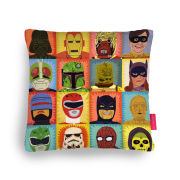 Ohh Deer Heroes and Villains Cushion