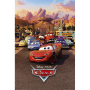 Cars One Sheet - Maxi Poster - 61 x 91.5cm