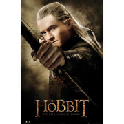 The Hobbit Desolation of Smaug Legolas - Maxi Poster - 61 x 91.5cm