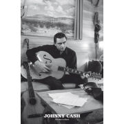 Johnny Cash Man in Black (Guitar) - Maxi Poster - 61 x 91.5cm