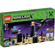LEGO Minecraft: The Ender Dragon (21117)