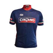 Pella Cinzano Short Sleeve Jersey - Blue