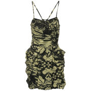 Firetrap Women's Gloria Printed Dress - Maize