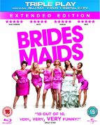 Bridesmaids - Triple Play (Blu-Ray, DVD and Digital Copy)