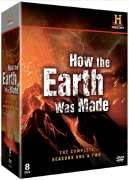 How the Earth Was Made - Seasons 1-2