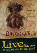 Dinosaur Jr - Bug Live at 9:30 Club: In the Hands of the Fans